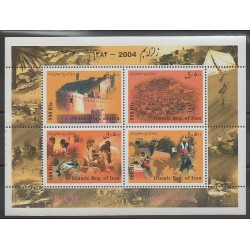 Ir. - 2004 - Nb BF39 - Monuments - Health