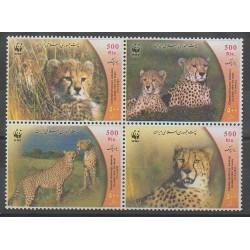 Iran - 2003 - Nb 2668/2671 - Mamals