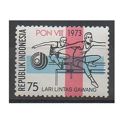 Indonésie - 1973 - No 661 - Sports divers