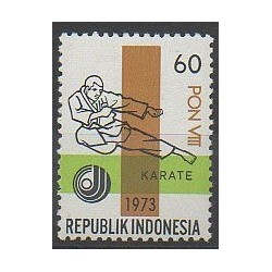 Indonésie - 1973 - No 660 - Sports divers