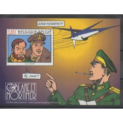Belgium - 2004 - Nb BF102 - Cartoons - Comics