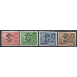 Ghana - 1958 - Nb 25/28