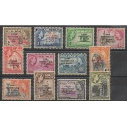 Ghana - 1957 - Nb 1/9