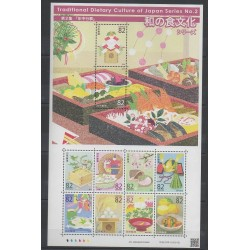 Japan - 2016 - Nb 7884/7893