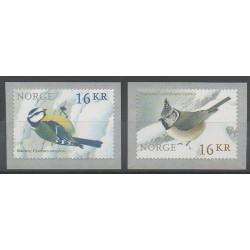 Norvège - 2015 - No 1812/1813 - Oiseaux