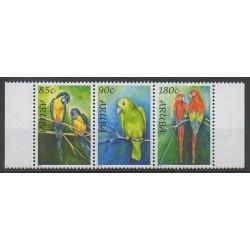 Aruba (Netherlands Antilles) - 2010 - Nb 458/460 - Birds