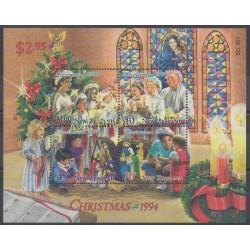 Nouvelle-Zélande - 1994 - No BF 98 - Noël