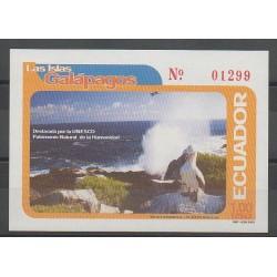 Équateur - 2001 - No BF111 - Oiseaux