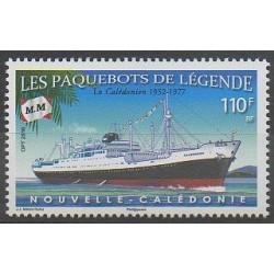 New Caledonia - 2016 - Nb 1294 - Boats
