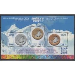 Russia - 2014 - Nb BF388a - Winter Olympics
