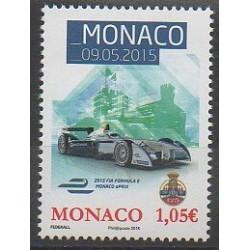 Monaco - 2015 - No 2977 - Voitures