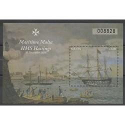 Malte - 2016 - No BF68 - Navigation