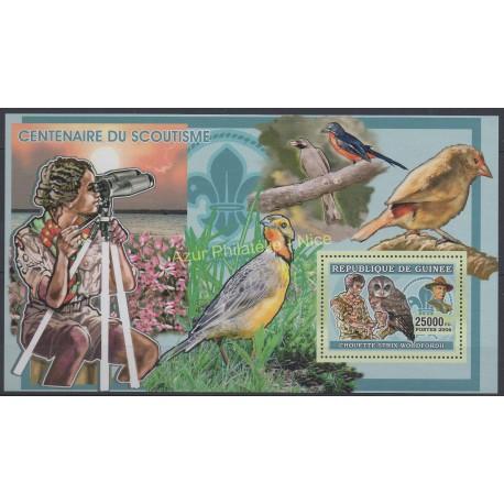 Guinea - 2006 - Nb BF 342 - Scouts - Raptors