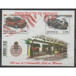 Monaco - 2009 - Nb BF95 - Cars