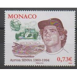 Monaco - 2009 - No 2709 - Voitures