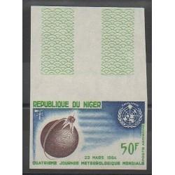 Niger - 1964 - Nb PA41ND - Science