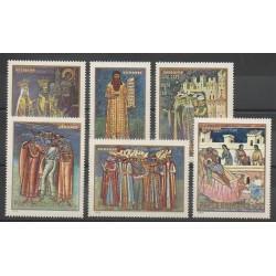Roumanie - 1970 - No 2525/2530 - Peinture