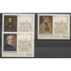 Roumanie - 1968 - No 2397/2399 - Peinture