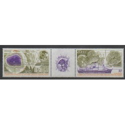 French Southern and Antarctic Lands - Airmail - 1991 - Nb PA117A - Science