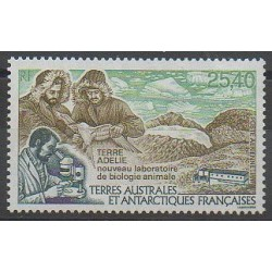 French Southern and Antarctic Lands - Airmail - 1993 - Nb PA126 - Science