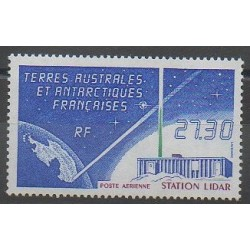 French Southern and Antarctic Lands - Airmail - 1994 - Nb PA132 - Science