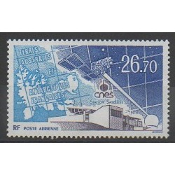 French Southern and Antarctic Lands - Airmail - 1994 - Nb PA131 - Science