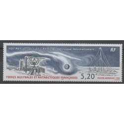 French Southern and Antarctic Lands - Airmail - 1998 - Nb PA150 - Science