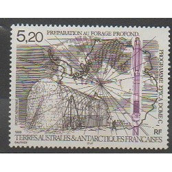 French Southern and Antarctic Lands - Airmail - 1998 - Nb PA149 - Science
