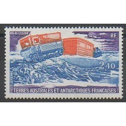 French Southern and Antarctic Lands - Airmail - 1980 - Nb PA62 - Science