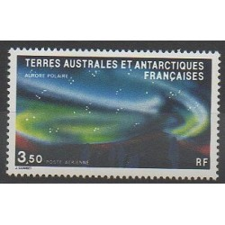 French Southern and Antarctic Lands - Airmail - 1984 - Nb PA81 - Astronomy