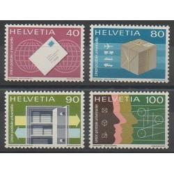 Suisse - 1976 - No S453/S456