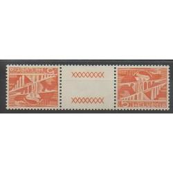 Suisse - 1949 - No 482b - Ponts