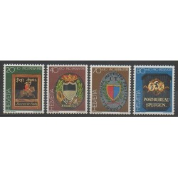 Suisse - 1981 - No 1128/1131 - Art