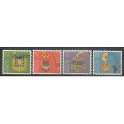 Swiss - 1982 - Nb 1152/1155 - Art