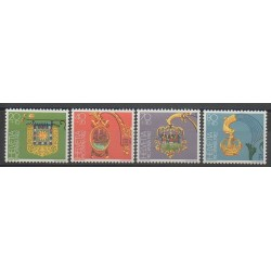 Suisse - 1982 - No 1152/1155 - Art