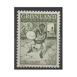Greenland - 1961 - Nb 35