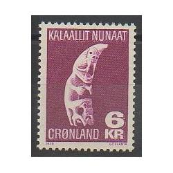 Groenland - 1978 - No 99 - Art