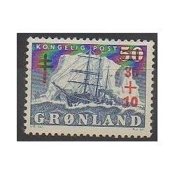 Greenland - 1958 - Nb 30 - Boats