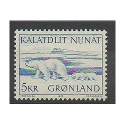 Greenland - 1976 - Nb 84 - Mamals