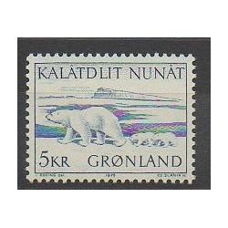 Groenland - 1976 - No 84 - Mammifères