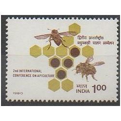 Inde - 1980 - No 614 - Insectes