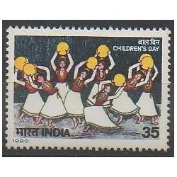 Inde - 1980 - No 645 - Enfance