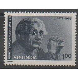 Inde - 1979 - No 583 - Célébrités - Sciences et Techniques