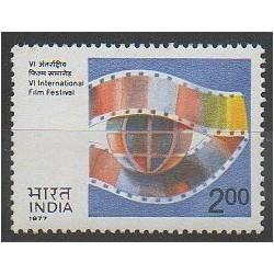 Inde - 1977 - No 506 - Cinéma
