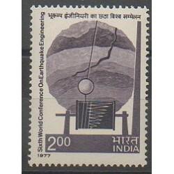 Inde - 1977 - No 505 - Sciences et Techniques