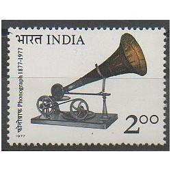 Inde - 1977 - No 524 - Musique