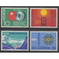 Suisse - 1967 - No 791/794