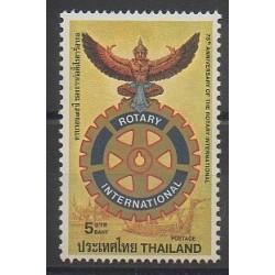 Thaïlande - 1980 - No 916 - Rotary