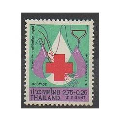 Thaïlande - 1978 - No 845 - Santé ou Croix-Rouge