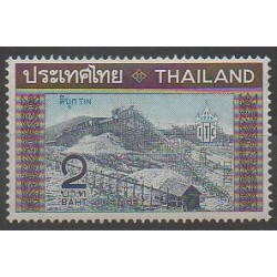 Thaïlande - 1969 - No 526 - Sites